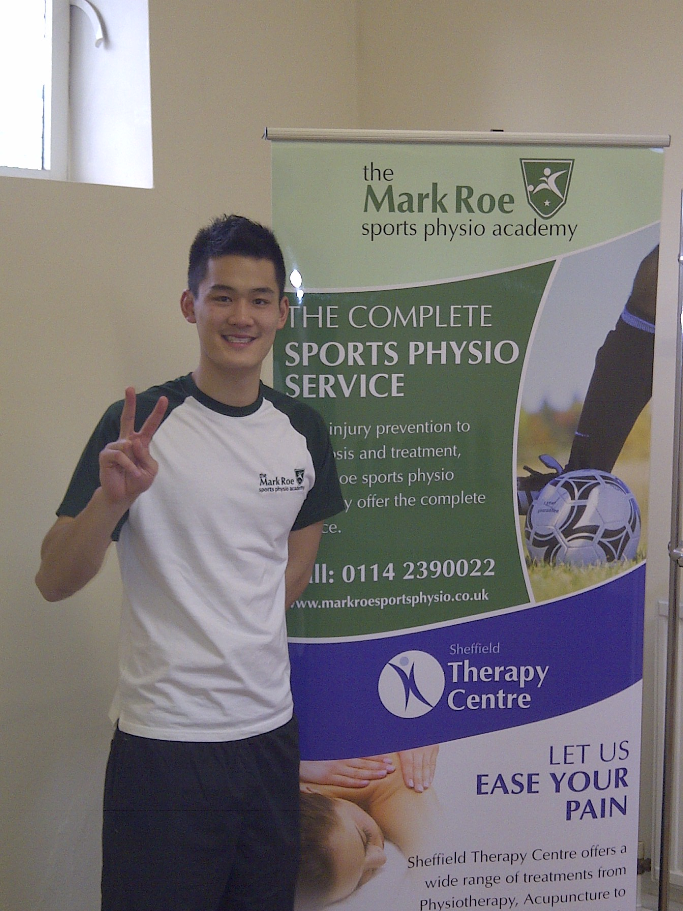 New Sports Injury Clinic Hillsborough