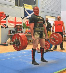 Scott Heaton Powerlifter